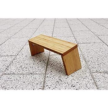 Amazon Com Haibeir Wooden Folding Chair,pure Manual