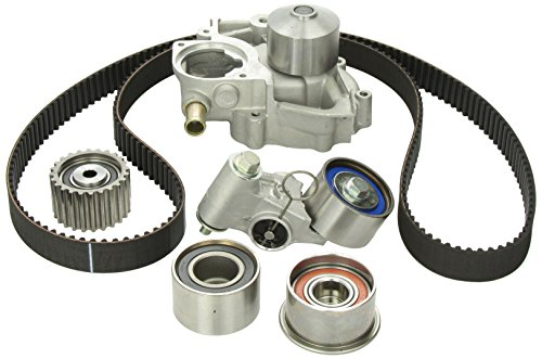 (Gates TCKWP307A Engine Timing Belt Kit with Water Pump)