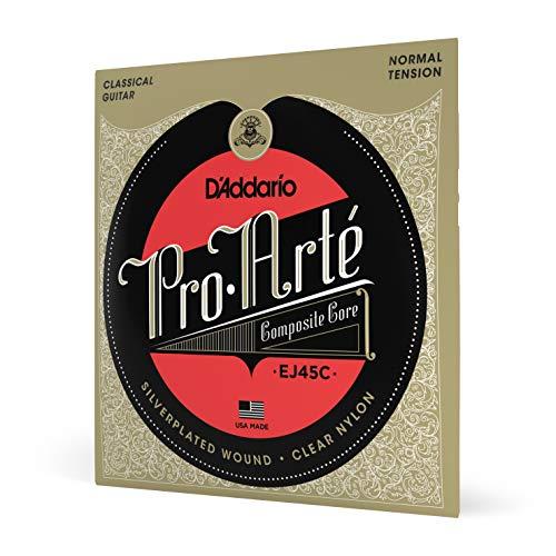 D'Addario EJ45C Pro-Arte Composite Classical Guitar Strings