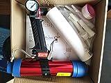 Caulk Master PG100 1/10th Gallon Cartridge Air