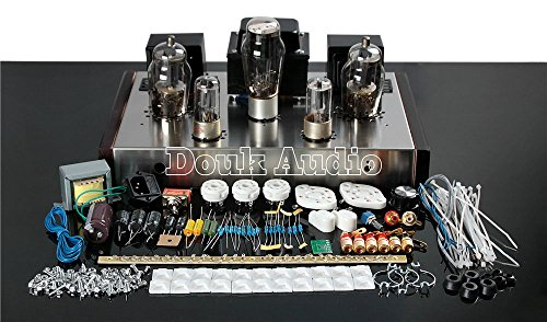 Nobsound FU-7 Tube Amplifier HiFi Class A Single-Ended Integrated Amp DIY KIT