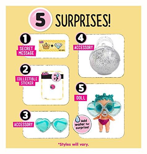 L.O.L. Surprise! L.O.L. Lol Surprise Doll Series 3 Lil Sisters Ball