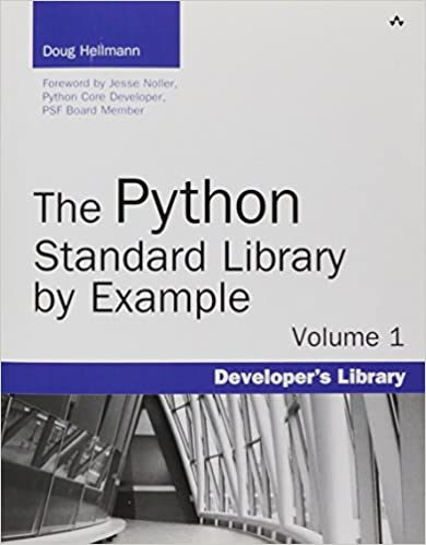 The Python Standard Library by Example: 8601406525092: Computer