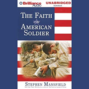 The Faith of the American Soldier Audiobook