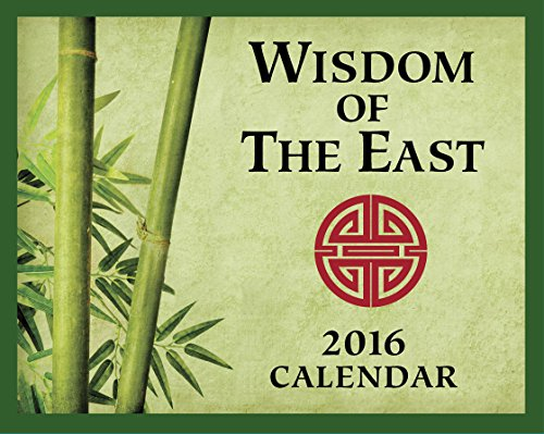 Wisdom of the East 2016 Day-to-Day Calendar