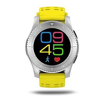 Bluetooth Smart Watch,Beautyjourney Montre Connectee Autonome GS8 ImperméAble à leau GPS Smart