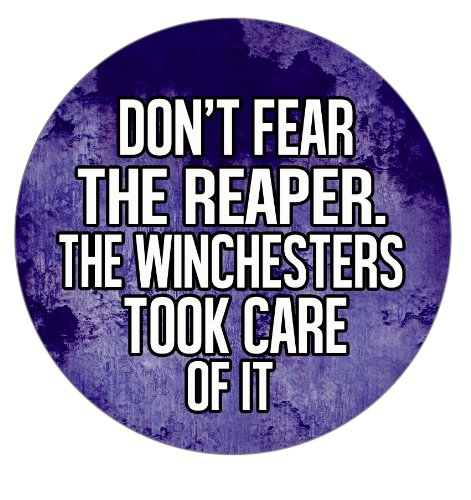 Geek Details Don't Fear the Reaper. The Winchesters Took Care of It 2.25