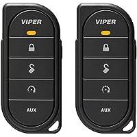 Remote Bundle - Two Viper 7656V Replacement Remotes for 3606V, 4606V,5606V