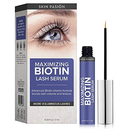Skin Pasion Maximizing Biotin Lash Serum 0.24oz / 7ml