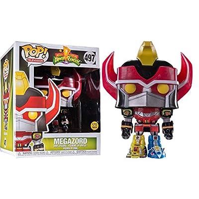 Funko 44448 Power Rangers Megazord, Multi: Toys & Games