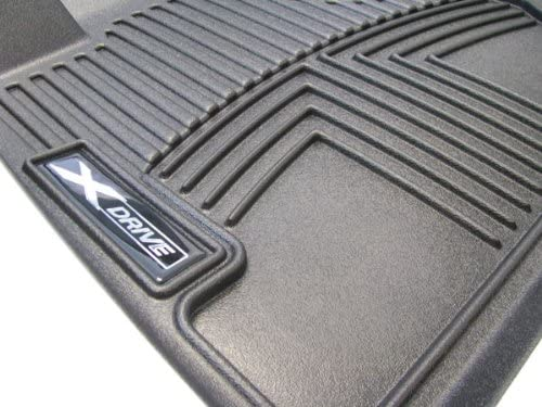 Custom Fit Carpet Floor Mats For BMW 328xi 335xi 328i XDrive 335i XDrive