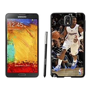 Unique And Durable Designed Case With LA Clippers Chris Paul 1 Black For Samsung Galaxy Note 3 N900A N900V N900P N900T Phone Case