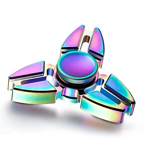 ANTI-SPINNER New Style Fidget Hand Spinner EDC Focus Anxiety Stress Relief Toy (2-A14) ANTI-SPINNER