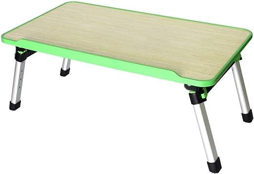 AMTSKR - Soporte de Cama para portátil, portátil, Mesa de pie con ...