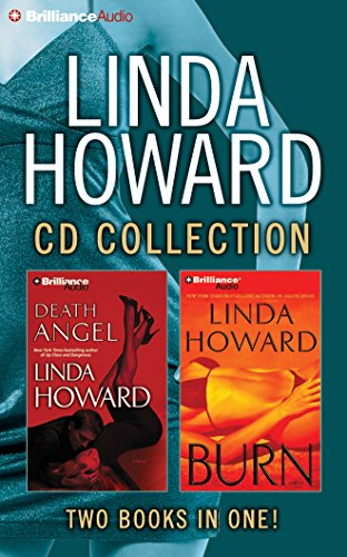 Linda Howard CD Collection 4: Death Angel, - With Linda Boutique Paper