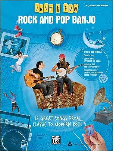 Banjo banjo tabs rock songs : Amazon.com: Just For Fun: Rock And Pop Banjo - Easy Banjo Tab ...