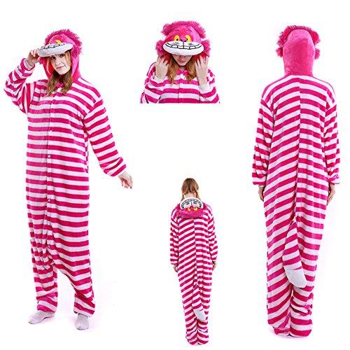 JoyFeel Kigurumi Cosplay Clothing Piece Suits Romper Cartoon Christmas Costume Pajamas S-XL Hoodie Sleepwear Nightwear