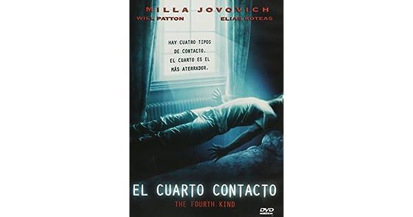 El Cuarto Contacto: Milla Jovovich, Elias Koteas, Will Patton ...