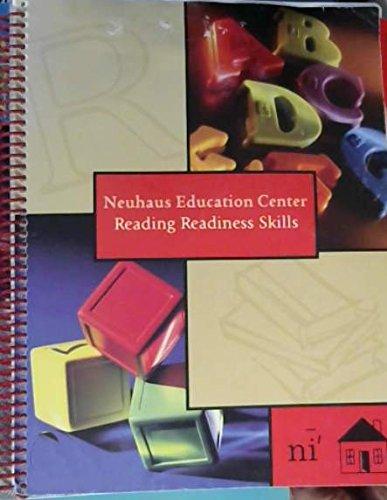 Neuhaus Education Center Reading Readiness Skills (Neuhaus Education Center compare prices)