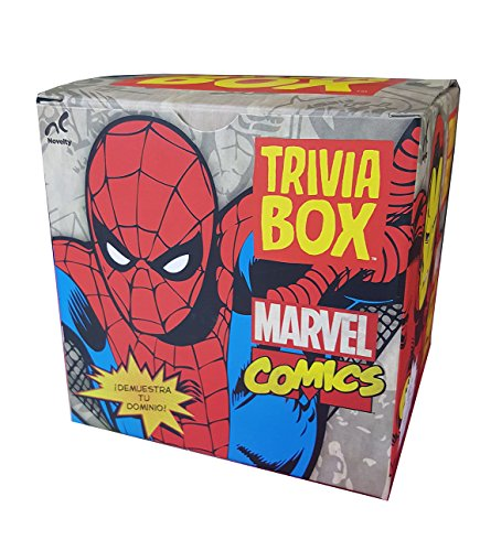 Marvel Trivia Box Card Game