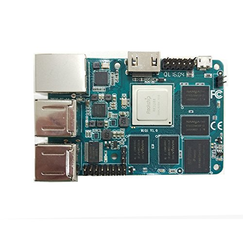 [SmartFly]Miqi ARM Board RK3288 Quad-core A17,1.8GHz x4, open source Ubuntu, Android(like windows interface)HDMI2.0 4K 2GB DDR3 16GeMMC by SmartFly info (Image #9)