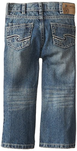 Silver Jeans Little Boys&39 Zane Medium Wash Moyenne 2T in the UAE