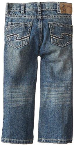 Boys Silver Jeans Billie Jean