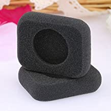 WARRAH Muti-Model Elastic Headphone Foam Sponge and Pu Leather Cover,New Replacement Ear Pads Cushions Headset Repair Kit Parts for B&O Bang&Olufsen FORM 2i