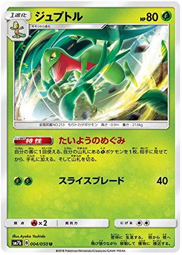 Amazon.com: Pokemon Card Japanese - Grovyle 004/050 SM7B ...