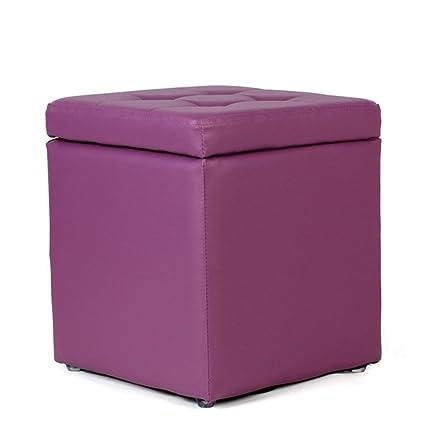 Escabel Creativo,Heces De Almacenamiento De Muebles,Alta Capacidad ...