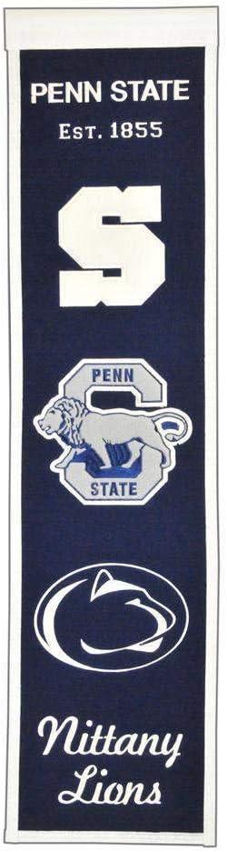 Winning Streak NCAA Heritage Banners