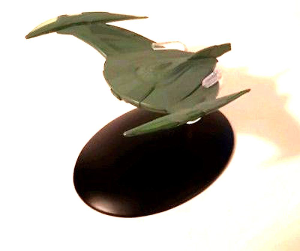 Star Trek Starships Figurine Collection Magazine 27 Romulan Bird of Prey by Eaglemoss Publications