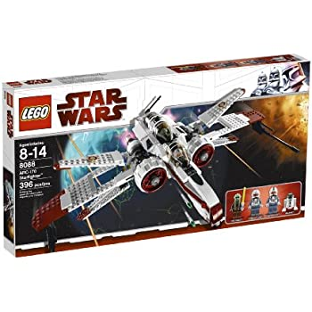 Amazon Lego Star Wars Arc 170 Starfighter Toys Games