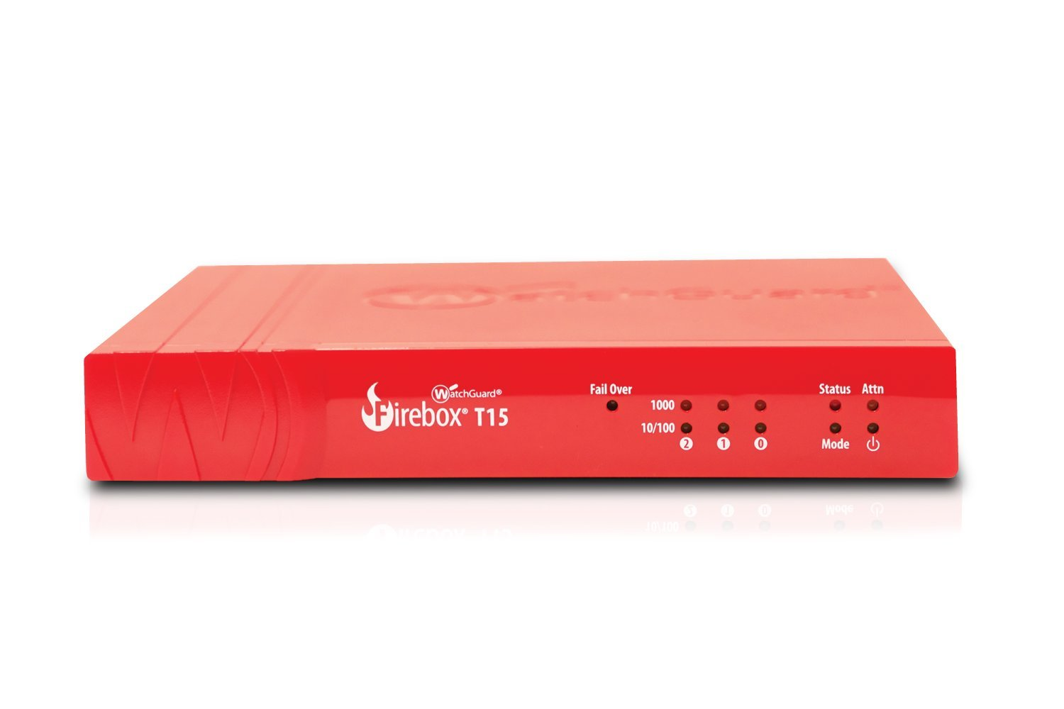 WatchGuard FIREBOX T15 WITH 1-YEAR TOTAL SECURITY SUITE (WW)