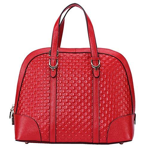 a Xuanbao delle casuale tracolla a delle totalizzatore borsa borsa spalla delle donne Rosso della diagonale femminile donne tracolla Borse di coperture Memoria Borsa Totes Borsa delle della donne della rYxYBF