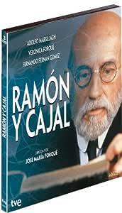 Ramon y Cajal [DVD]: Amazon.es: Adolfo Marsillach, Verónica Forqué ...