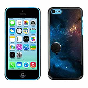 Shell-Star ( Space Planet Galaxy Stars 14 ) Fundas Cover Cubre Hard Case Cover para Apple iPhone 5C
