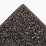 Dirt Stop Scraper Mat, Polypropylene, 48 x 72, Chestnut Brown, Sold as 1 Each