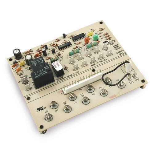 Upgraded Replacement for Day & Night Heat Pump Defrost Control Circuit Board CEBD410401-02F