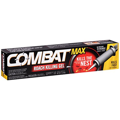 Combat Source Kill Max Roach Killing Gel, 60 - Formula Roach