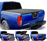 Tyger Auto T3 Tri-Fold Truck Tonneau Cover TG-BC3N1028 Works with 2005-2019 Nissan Frontier 2009-2014 Suzuki Equator | Fleetside 5' Bed | for Models with or Without The Utili-Track System