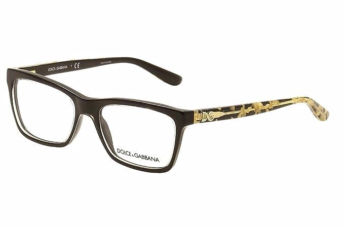 Amazon.com: Dolce & Gabbana dg3220 Lentes de la mujer: Clothing