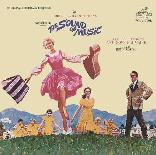 The Sound of Music (1965 Film Soundtrack - 40th Anniversary Special Edition) by Julie Andrews, Marni Nixon, Christopher Plummer Original recording remastered, Soundtrack, Extra tracks edition (2005) Audio CD