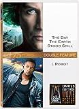 DAY THE EARTH STOOD STILL/I ROBOT - DVD Movie