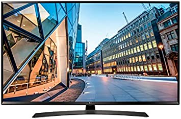 LG 49uj634 V 49 4 K Ultra Hdr Smart TV Wifi Negro LED TV: Amazon.es: Electrónica