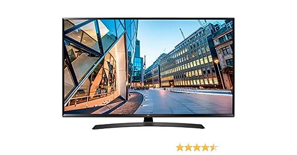 LG 49uj634 V 49 4 K Ultra Hdr Smart TV Wifi Negro LED TV: Amazon ...