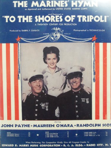 The Marines' Hymn [Official Song of United States Marine Corps] [Sheet Music] ()