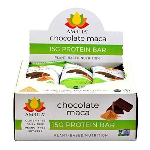 Amrita Protein Chocolate Maca Nutrition product image