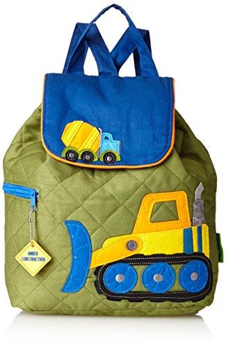 Stephen Joseph Toddler Backpacks - Stephen Joseph Quilted Backpack, Construction