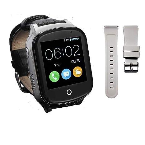 Amazon.com: Reloj inteligente con GPS 3G para niños mayores ...